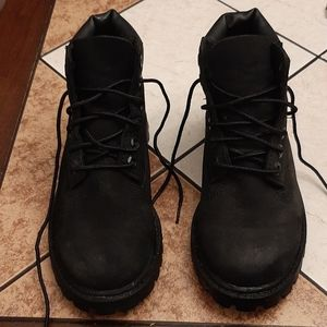 Timberland boots toddler boys size 11